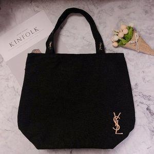 YSL beaute Black Tote Bag